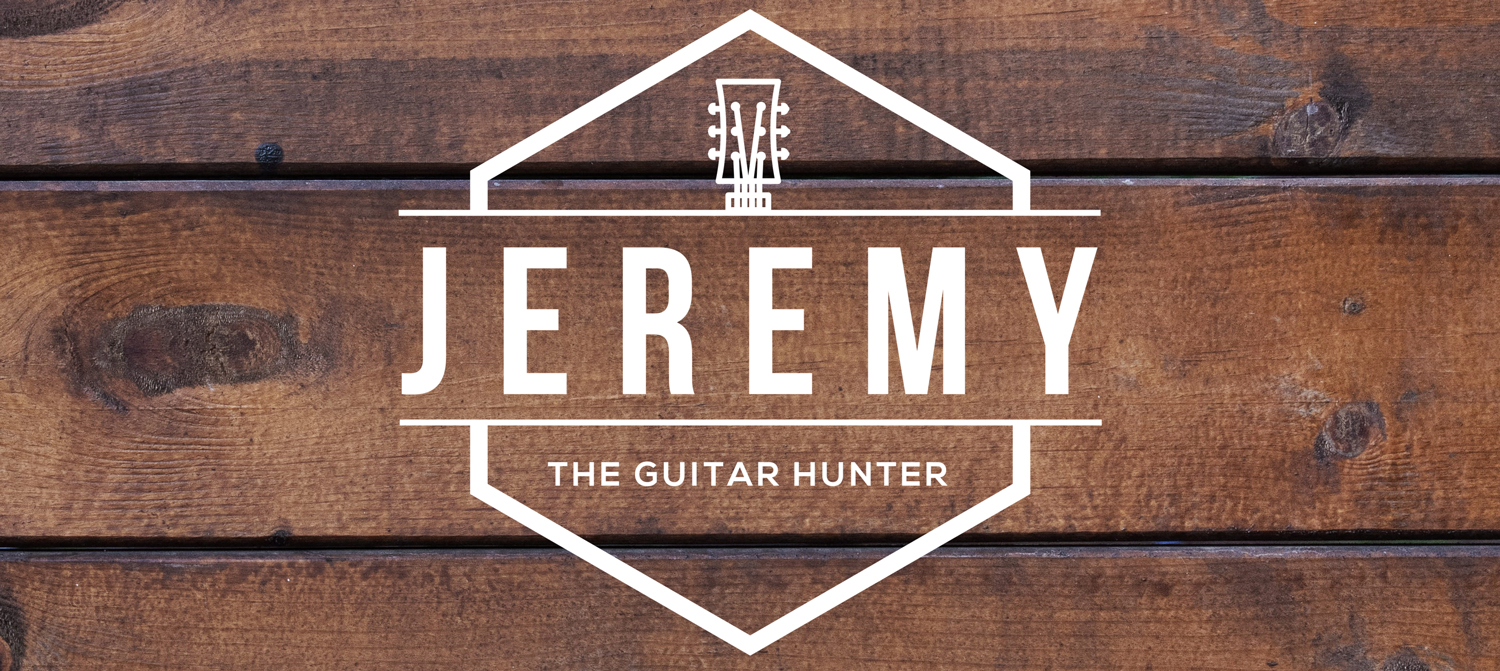 Jeremy the Guitar Hunter
