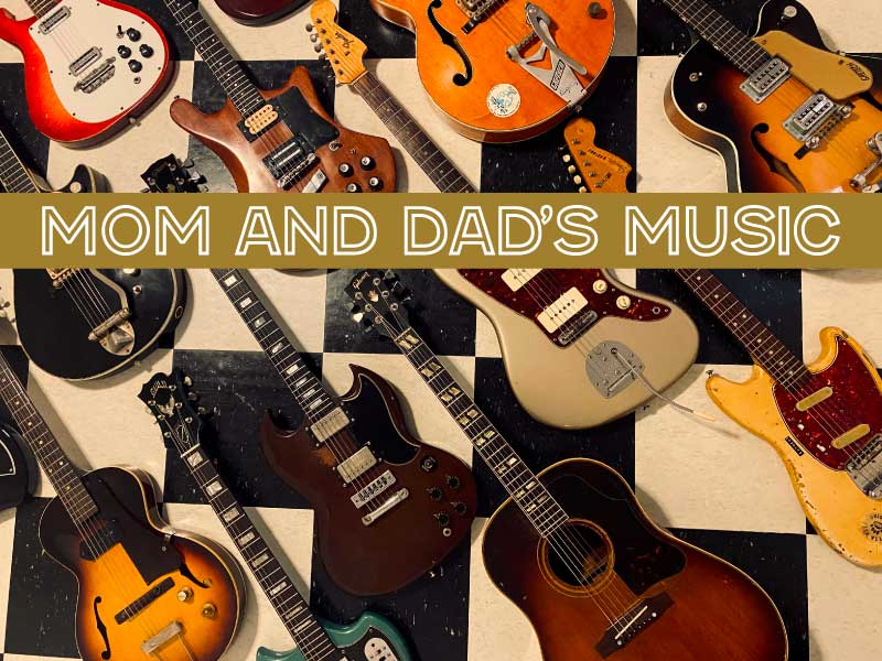 Mom and Dad's Music