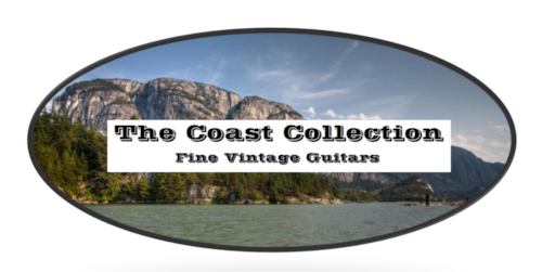 The Coast Collection - Fine Vintage Guitars